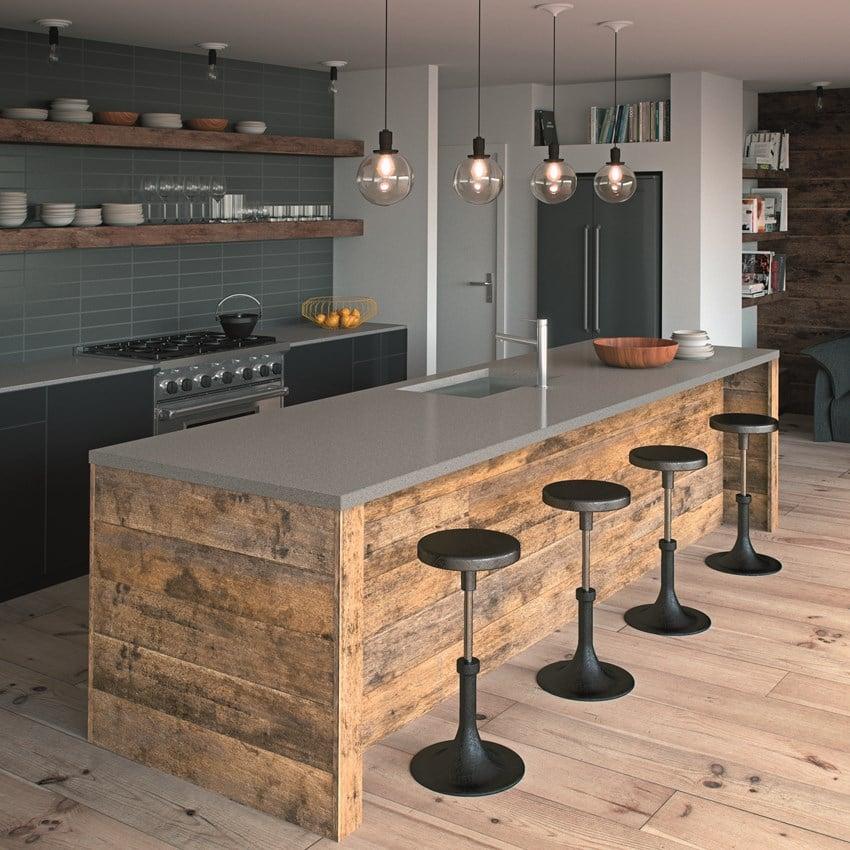 caesarstone-sleek-concrete-kitchen-bench-tops